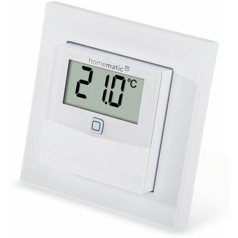 HOMEMATIC IP 150180A0, Temp. und Luftfeucht. Sensor mit Display