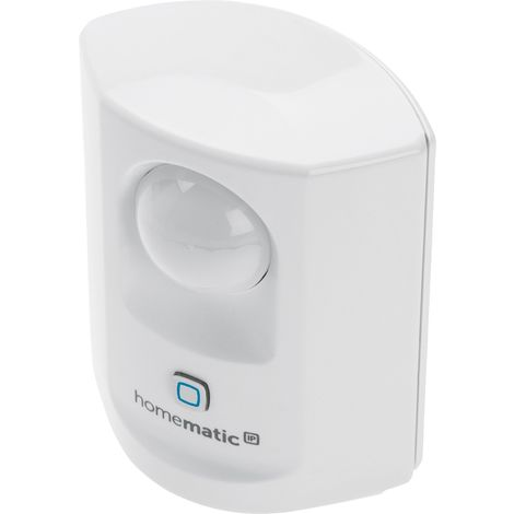 "main image of ""Homematic IP HmIP-SMI Passive infrared (PIR) sensor Wireless Ceiling/wall White - motion detectors (Passive infrared (PIR) sensor, Wireless, 868.3/869.525, 12 m, 280 m, Battery)"""