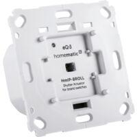 Homematic IP Rollladenaktor für Markenschalter, Schalter