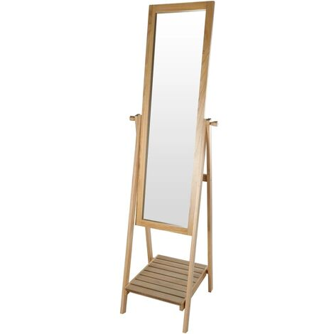 Home&Styling Home&Styling Miroir sur pied 41,5 x 49 x 174,5 cm MDF