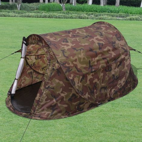 Hommoo 2-person Pop-up Tent Camouflage