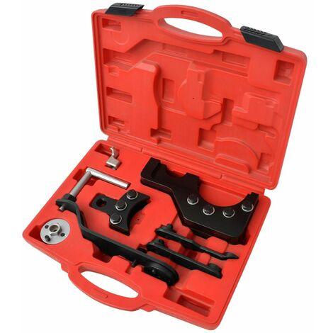 Hommoo 8-tlg. Diesel-Motorsteuerung Werkzeug-Set VAG 2.5/ 4.9D /TDI PD DDH07804
