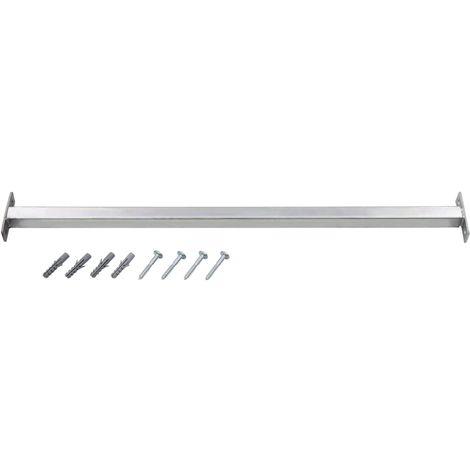 Hommoo Adjustable Security Window Bar 710-1200 mm