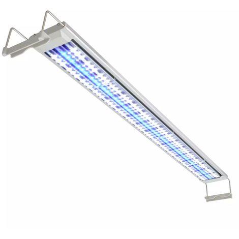 Hommoo Aquarium LED-Lampe 100-110 cm Aluminium IP67 VD27023