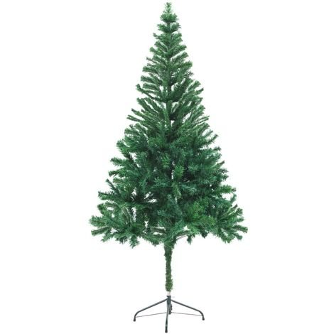 Hommoo árbol de navidad artificial 180 cm