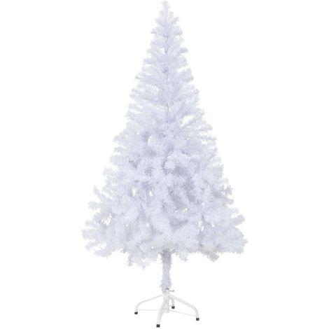 Hommoo árbol de Navidad artificial con soporte 150 cm 380 ramas