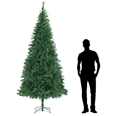 "main image of ""Hommoo Artificial Christmas Tree 300 cm Green VD24832"""