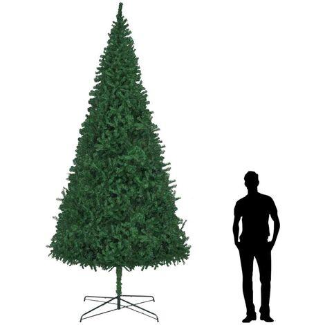 "main image of ""Hommoo Artificial Christmas Tree 400 cm Green VD24834"""