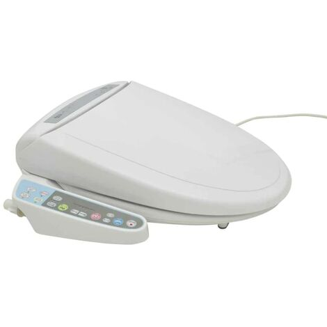 Hommoo Asiento electrónico de baño bidet automático de lujo HAXD30981