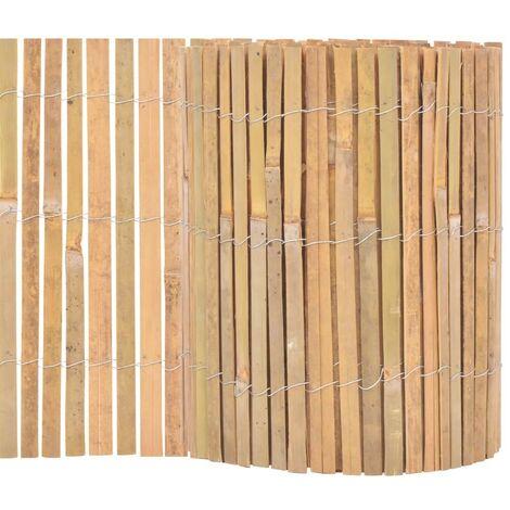 Hommoo Bamboo Fence 1000x30 cm VD04747