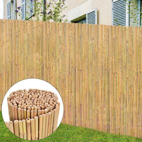 Hommoo Bamboo Fence 250x170 cm VD30308