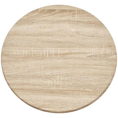 Hommoo Bar Table Oak 60x107.5 cm MDF QAH23142