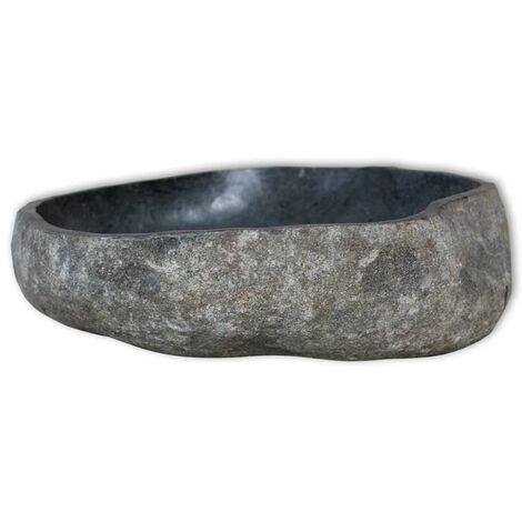 Hommoo Basin River Stone Oval 46-52 cm QAH09359