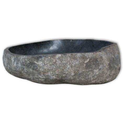 Hommoo Basin River Stone Oval 46-52 cm QAH35521
