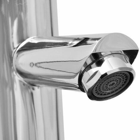 Hommoo Bathroom Mixer Tap Brass QAH04247