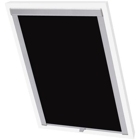 Hommoo Blackout Roller Blind Black CK04 QAH02465