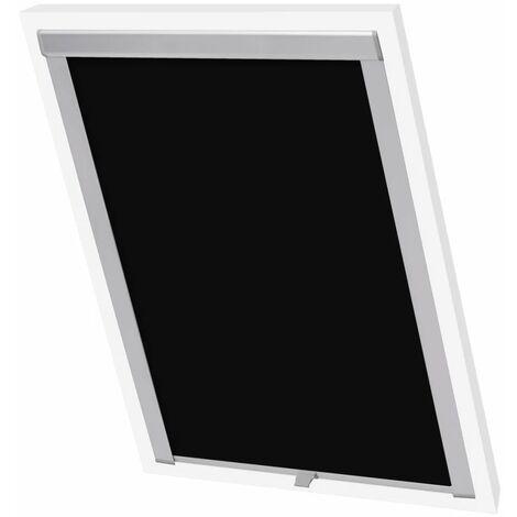 Hommoo Blackout Roller Blinds Black U08/808 QAH00802