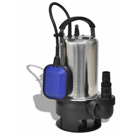 Hommoo Bomba sumergible de agua sucia 750 W 12500 L /h HAXD04282