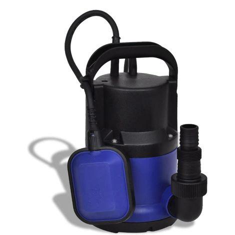 Hommoo Bomba sumergible de agua sucia eléctrica 250 W