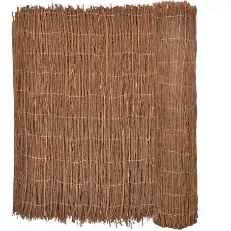 Hommoo Brushwood Fence 400x100 cm