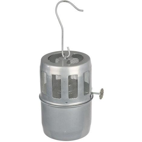 Hommoo Calentador de parafina colgante Coldframe 0,5 L 6020420
