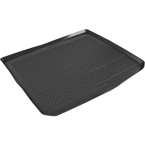Hommoo Car Boot Mat for Ford Focus III Combi (2011-2018) Rubber