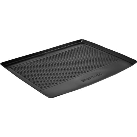 Hommoo Car Boot Mat for Kia Sportage (2010-2016) Rubber