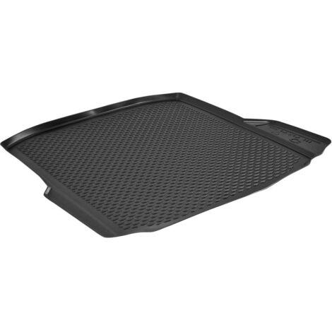 Hommoo Car Boot Mat for Skoda Octavia III Liftback (2013-) Rubber
