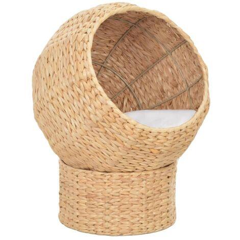 Hommoo Cat Basket Seagrass