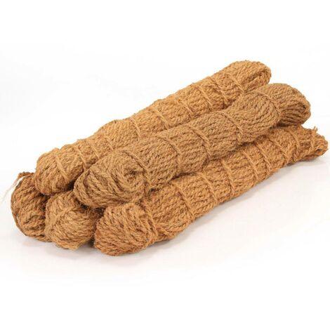 Hommoo Coir Rope 10mm 500m VD01733