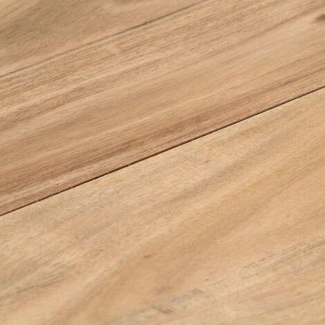 Hommoo Dining Table 140x80x76 cm Solid Acacia Wood QAH13825