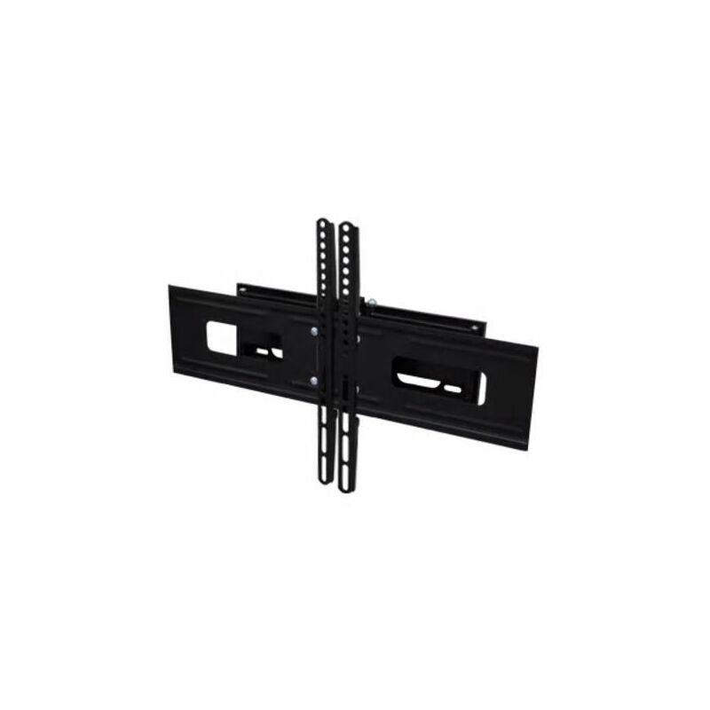 Double-armed Tilt & Swivel Wall Mounted TV Bracket 3D 600x400mm 37'-70' QAH30363 - Hommoo