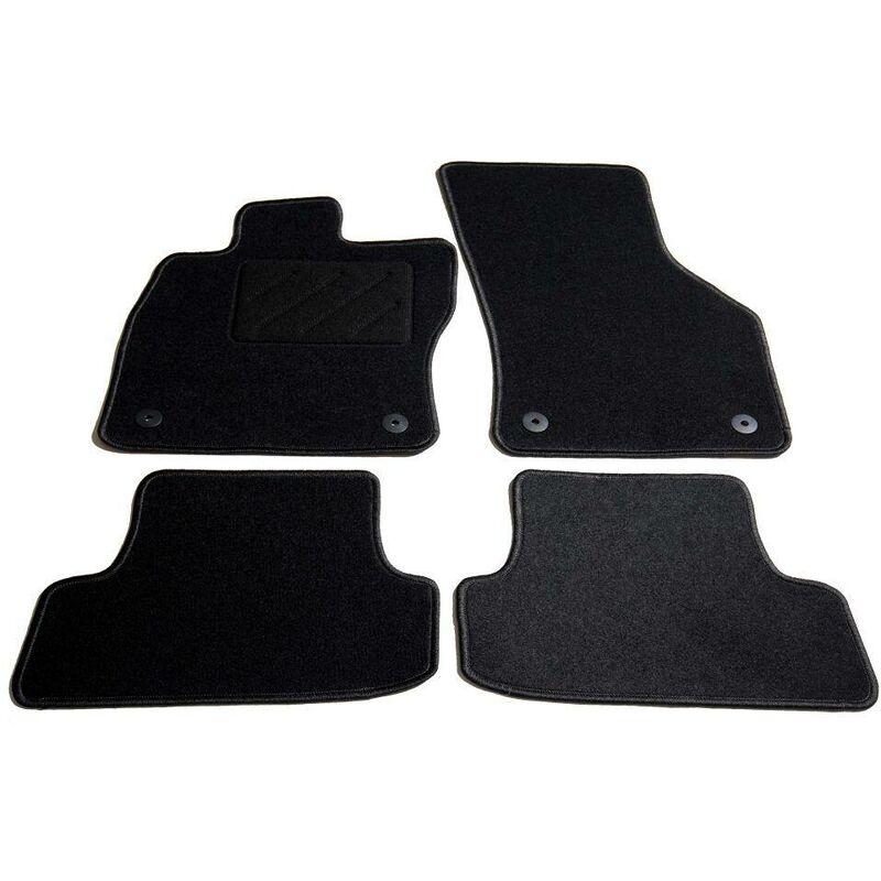 Ensemble de tapis de voiture 4 pcs pour Audi A3 HDV01823 - Hommoo