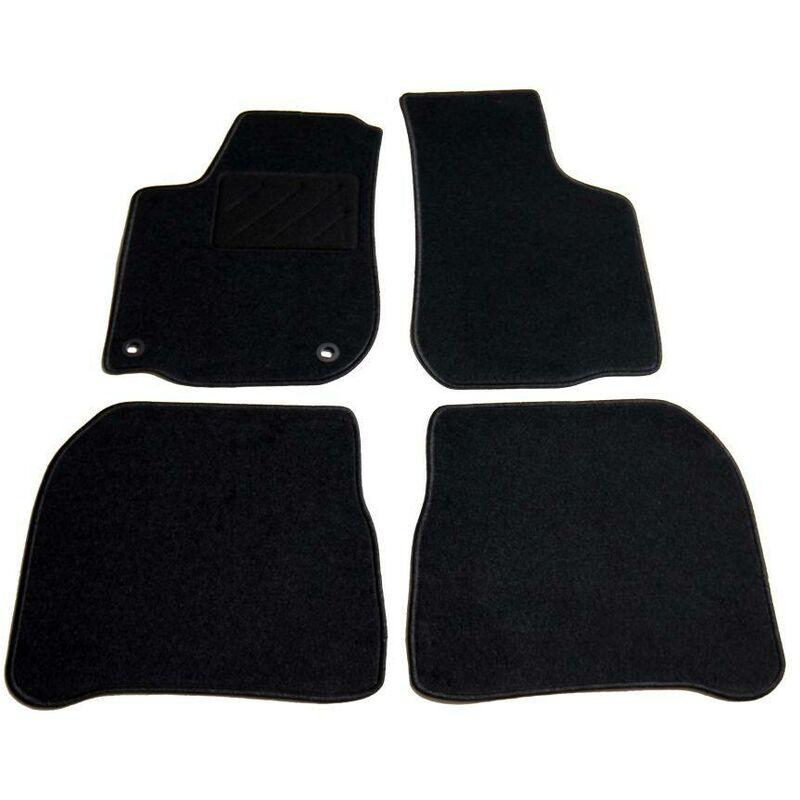 Ensemble de tapis de voiture 4 pcs pour Skoda Octavia I HDV01868 - Hommoo