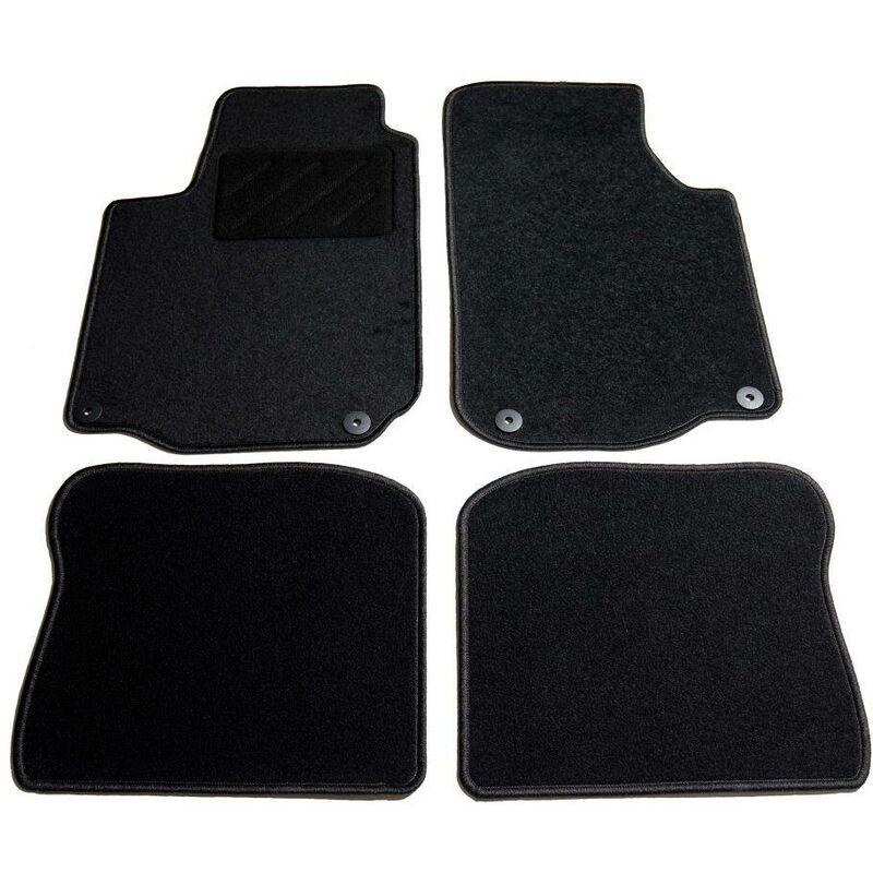 Ensemble de tapis de voiture 4 pcs pour VW Golf IV HDV01800 - Hommoo