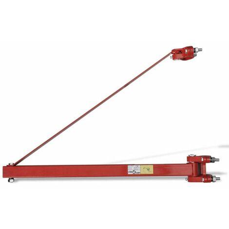 Hommoo Estructura para polipasto 600 kg