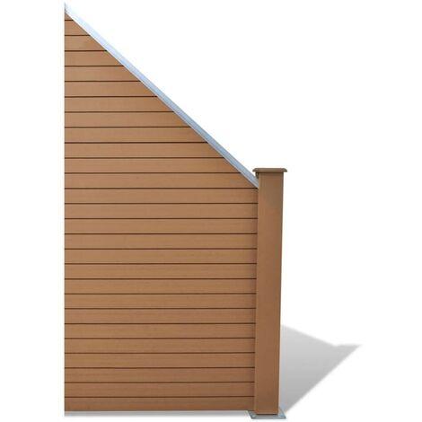 Hommoo Fence Panel WPC 105x