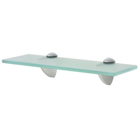 Hommoo Floating Shelf Glass 30x10 cm 8 mm VD10032
