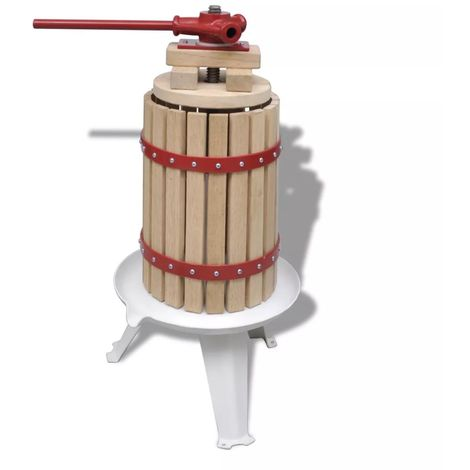 Hommoo Fruit and Wine Press 6 L