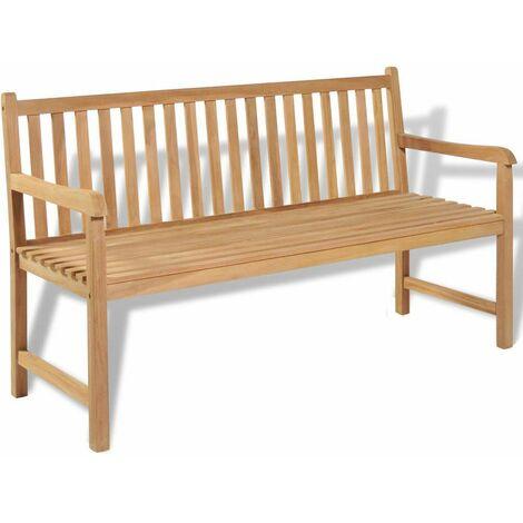 Hommoo Garden Bench 150 cm Teak