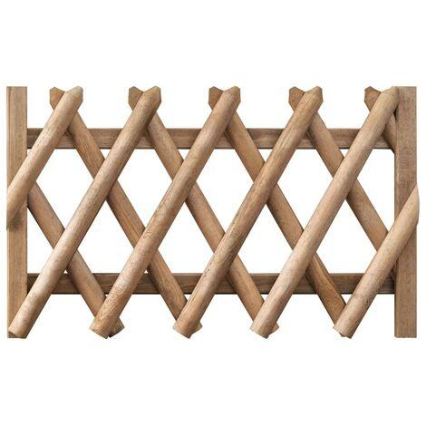 Hommoo Garden Gate Impregnated Pinewood 100x60 cm VD46958