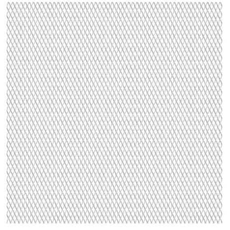 Hommoo Garden Wire Fence Stainless Steel 50x50 cm 20x10x2 mm VD04415