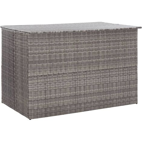 Hommoo Gartenbox Grau 150