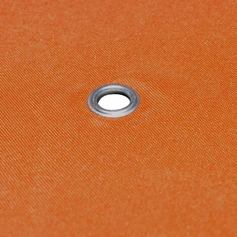 Hommoo Gazebo Cover Canopy Replacement 310 g / m2 Terracotta 3 x 4 m QAH26295
