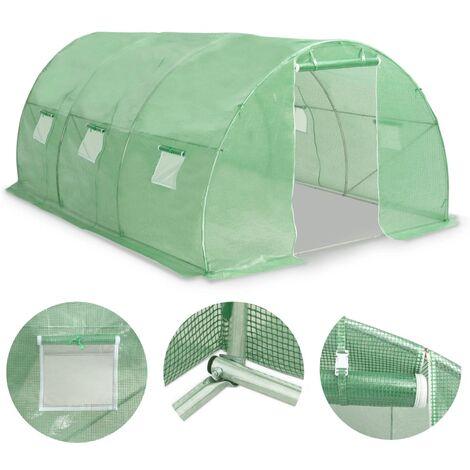Hommoo Greenhouse 13.5m2 450x300x200 cm QAH29665