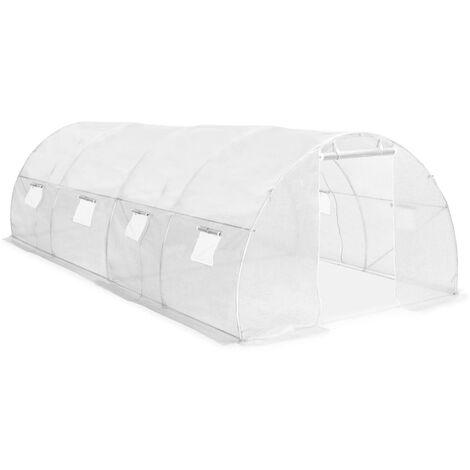 Hommoo Greenhouse 18m2 600x300x200 cm QAH29868
