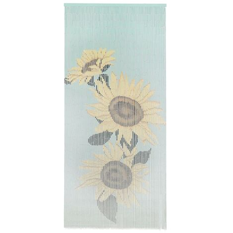 Hommoo Insect Door Curtain Bamboo 90x200 cm