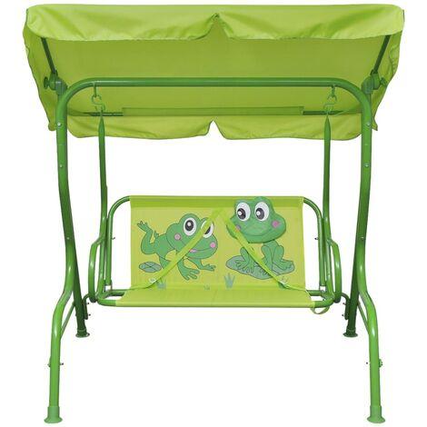 Hommoo Kids Swing Seat Green QAH26721