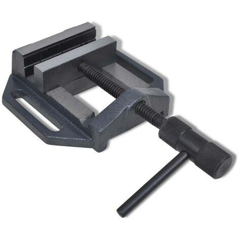 Hommoo Manually Operated Drill Press Vice 90 mm VD03910