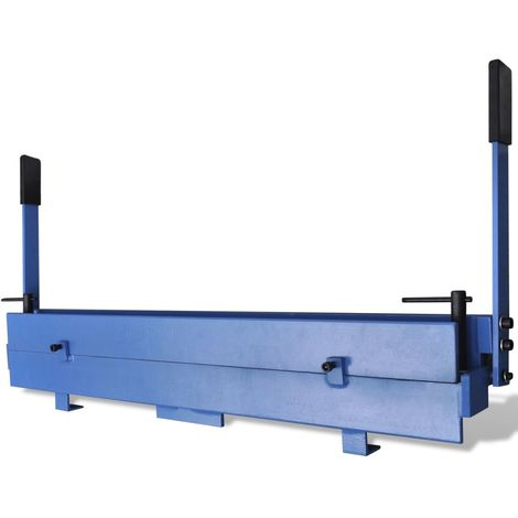 Hommoo Manually Operated Sheet Metal Folding Machine 930 mm